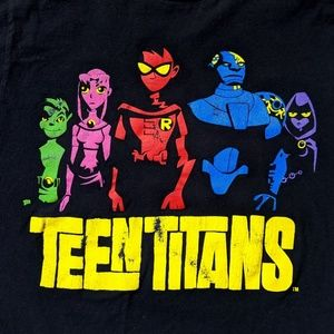 Teen Titans DC Comics Tee - S